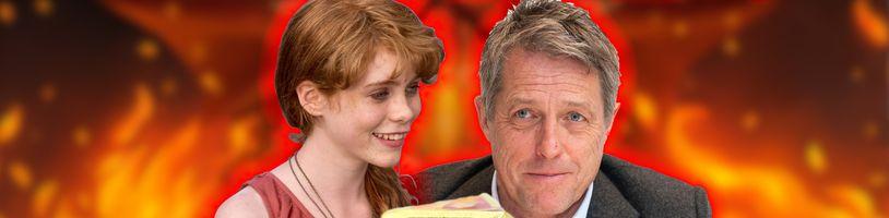 Film Dungeons & Dragons naberá ďalšie známe tváre, hrať budú Hugh Grant aj Sophia Lillis