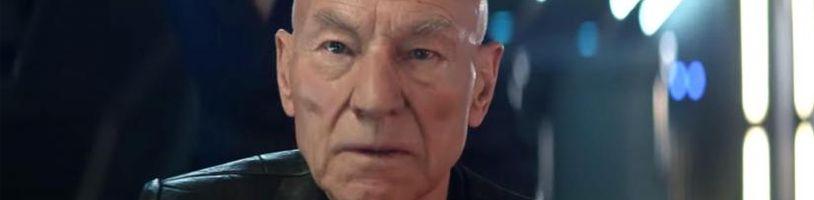 Star Trek Picard sa ukazuje v ďalšom traileri