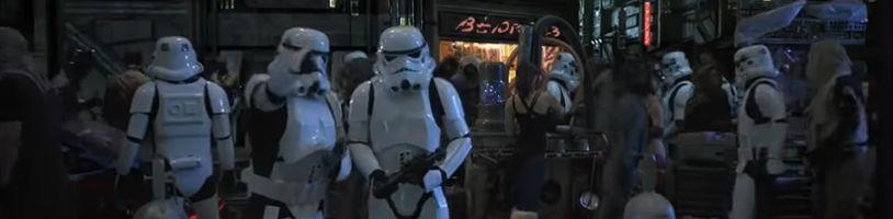 Záběry ze zrušeného Star Wars Underworld