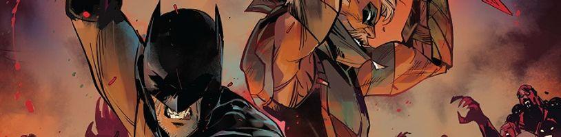 Hrdinové DC Comics proti armádě krvežíznivých upírů