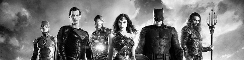 Justice League dostane černobílou verzi!