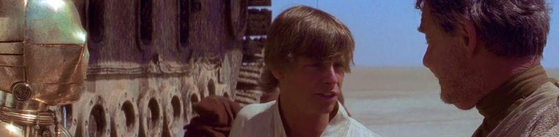 Mark Hamill vysvetľuje jeho detinské kňučanie z prvého Star Wars filmu
