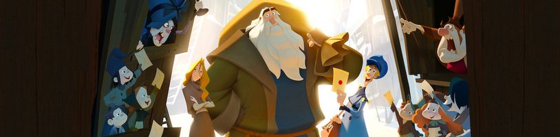 Klaus, vianočná rozprávka od Netflixu, sa vracia ku klasickej dvojrozmernej animácií