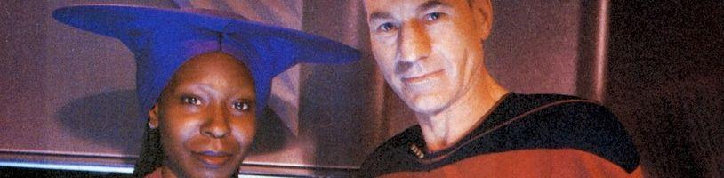 Star Trek: Picard sa už vysiela, novinky však pokračujú