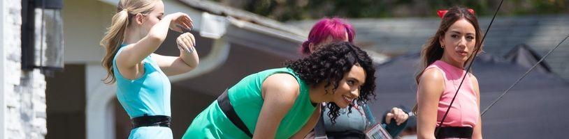 Pilotný diel live-action Powerpuff Girls prepadol, tvorcovia píšu nový