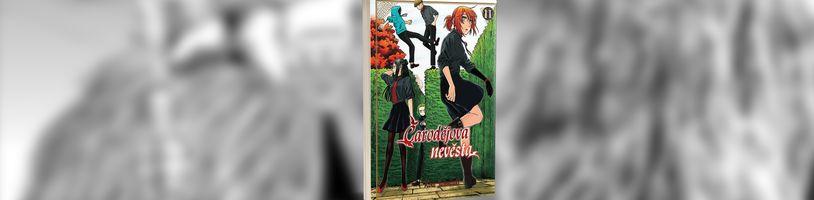 Jedenáctý díl manga série Čarodějova nevěsta představí nové charaktery
