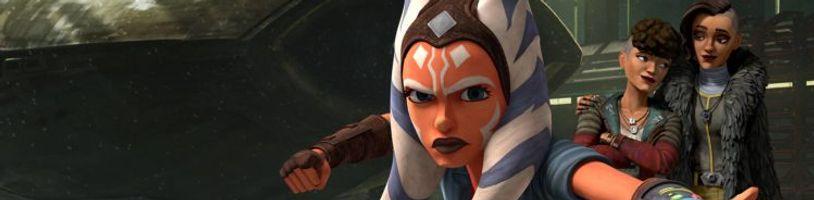 Star Wars Klonové války v traileru lákají na poslední střet