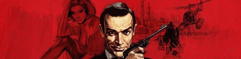 Sean Connery ve videohrách. Vzpomínka na hru 007 From Russia With Love