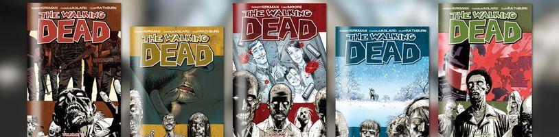 Humble Bundle přichází s velice výhodným komiksovým balíčkem The Walking Dead