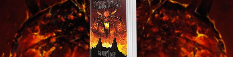 Po 4 letech ukončuje český autor Jan Urban svou urban fantasy sérii Pragocalypsa pátým dílem s podtitulem Soudný den