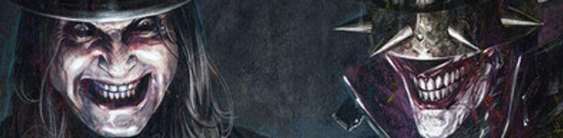 Batmanův Death Metal v žáru pravého Metalu
