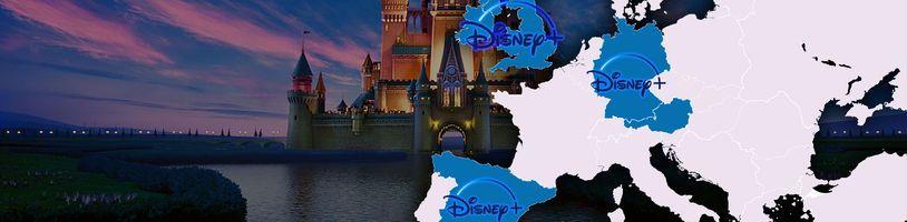 Disney+ si v Európe stiahlo 5 miliónov zariadení. Čísla rastú aj kvôli koronavírusu