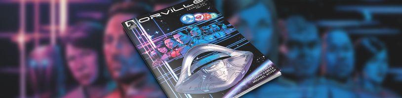 Seriálový The Orville dostane ďalšie komiksy
