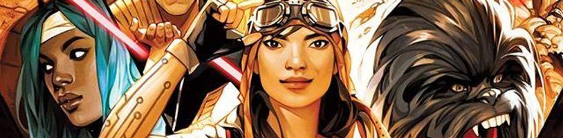 Doctor Aphra z univerza Star Wars dostane svou další komiksou sérii s názvem Star Wars: Doctor Aphra
