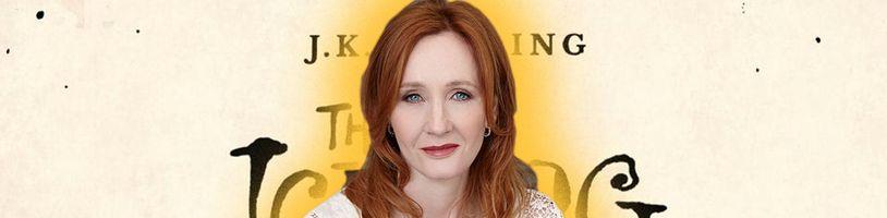 Autorka Harryho Pottera J. K. Rowling vydáva novú knihu zdarma a online