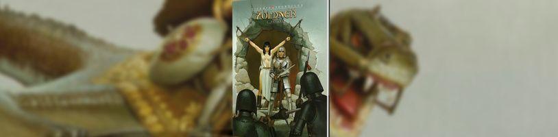 Komiksová série Žoldnéř s olejovou malbou se vrací k českým čtenářům