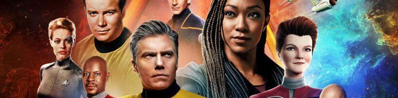 Star Trek slaví 55. let existence, všechny novinky na jednom místě!