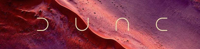 Unikol oficiálny plagát k novej filmovej Dune