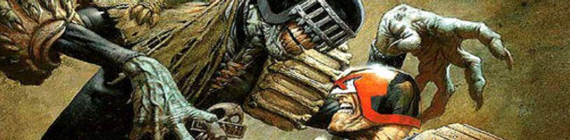Vydavatelství 2000 AD rozdává více než 60 komiksových svazků za 535 korun