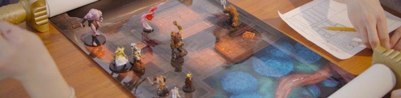 Kickstarter sa hemží mapami pre hráčov Dračáku