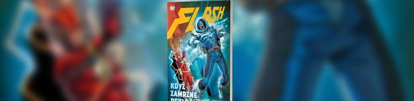 Nejrychlejší superhrdina Flash se vrací v šestém svazku s podtitulem Když zamrzne peklo