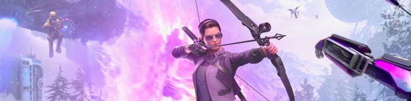 Do Marvel's Avengers se brzy přidá Kate Bishop