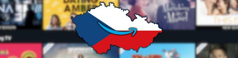Amazon Prime konečne česky, preložené bude aj užívateľské rozhranie