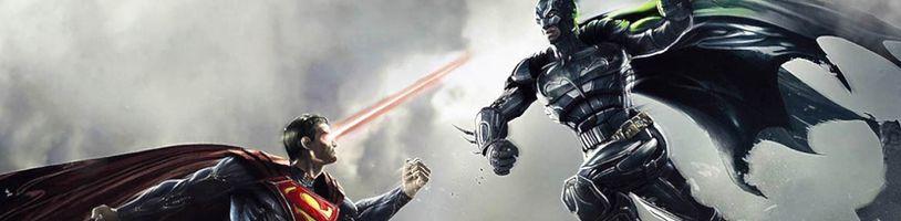 Injustice God´s Among Us jako animovaná adaptace populární hry