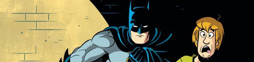 Seskupení Záhady s.r.o. se spojuje s Batmanem v nové komiksové sérii