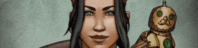 Všestranná aplikácia na tvorbu portrétov do RPGčky je na kickstarteri