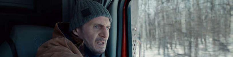 Monstrózní tahače na ledu bude krotit Liam Neeson