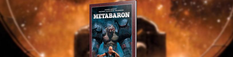 Metabaron se vrací ve třetím komiksu od Alejandra Jodorowského