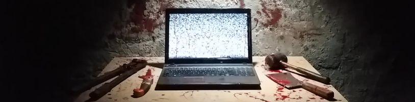 Horor Don't Click varuje pred násilnou pornografiou