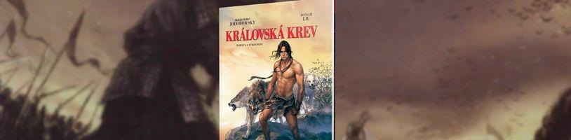 Nový Jodorowskyho fantasy komiksový příběh plný násilí, sexu, zrady a zakázané lásky