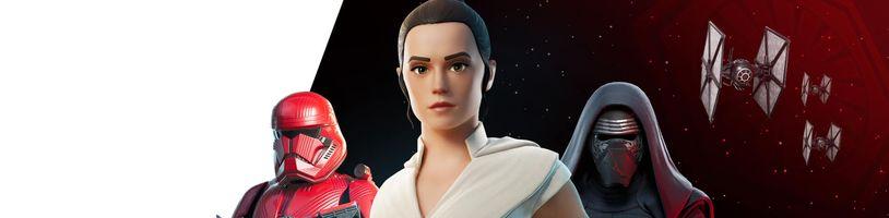 Do Fortnite sa vracia Star Wars ale iba dočasne