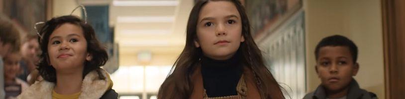 Home Before Dark predstavuje deväťročnú novinárku ktorá ide v šľapajach svojho otca