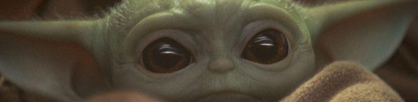 Baby Yoda rozpoutal šílenství na sociálních sítích
