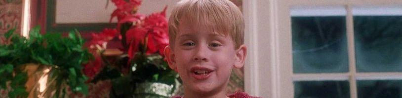 Brutální verze oblíbeného vánočního filmu Sám doma