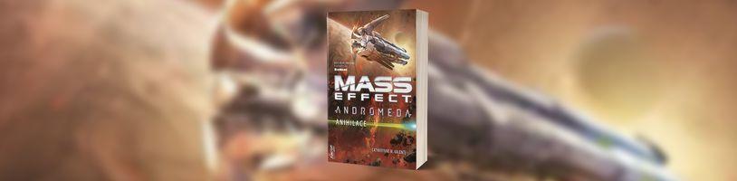 Kvariánská archa na strastiplné cestě do galaxie Andromeda