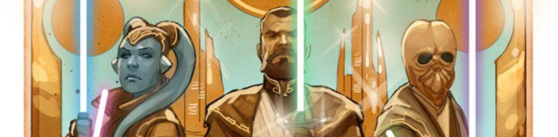 Star Wars High Republic se pozdrží do ledna 2021