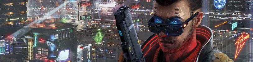 Stolní hru Cyberpunk Red si zahrajeme později. Prequel Cyberpunku 2077 byl odložen