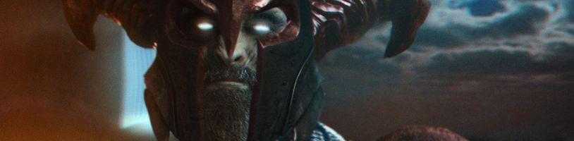 Zack Snyder ukázal nový vizuál Steppenwolfa z Ligy spravedlnosti
