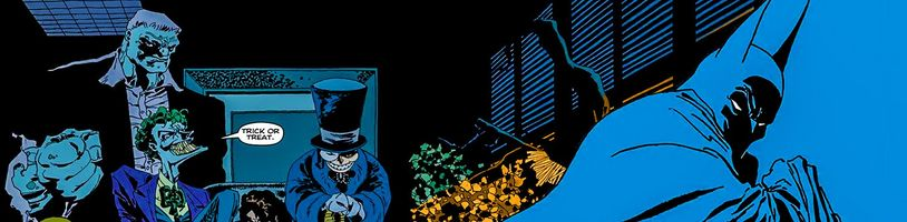 Nálož informací o animáku Batman: Long Halloween