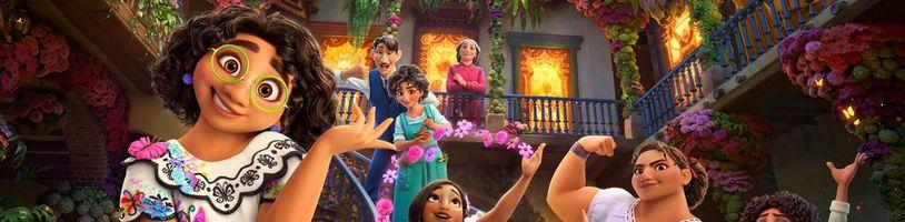 Disney animák Encanto představuje v plnohodnotném traileru ústřední čarodějnou rodinku