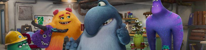 Příšerky s.r.o. dostávajú pokračovania v seriáli Monsters at Work
