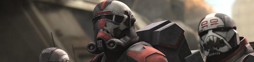 Animovaný seriál Star Wars: The Bad Batch bude pokračovat v druhé sezóně