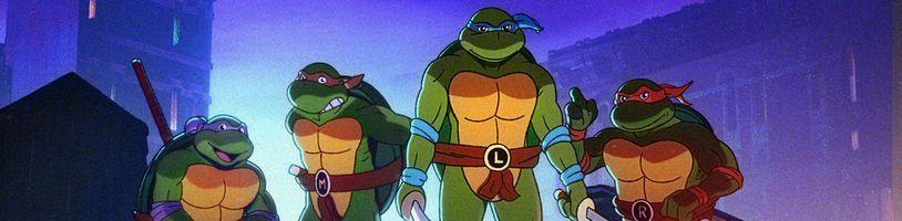 Želvy Ninja se vracejí v kooperativní side-scrolling bojovce