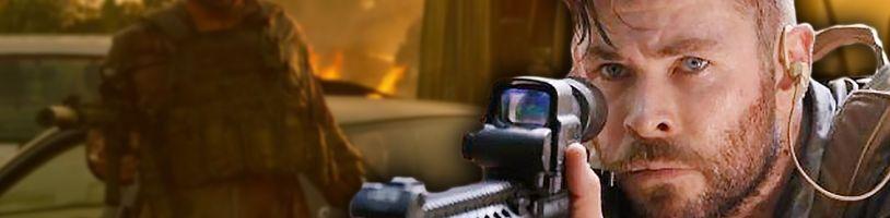Thor s automatickou puškou - Extraction/Vyproštění