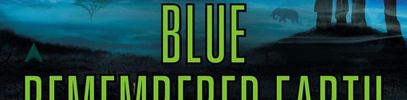 Autor Alastair Reynolds nám ukáže svou vizi budoucnosti v románu Vzpomínka na modrou Zemi