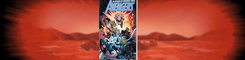 Avengers se nacházejí na pokraji Války říší